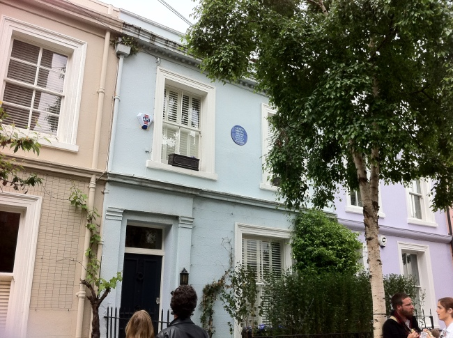 Orwell's house